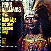 Cover image of Kaw-liga And Other Humorous Songs