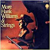 Cover image of More Hank Williams And Strings