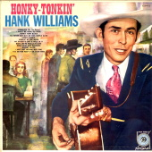 Cover image of Honky Tonkin'