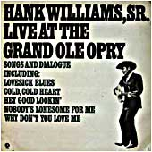 Cover image of At The Grand Ole Opry