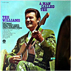 Cover image of A Man Called Tex