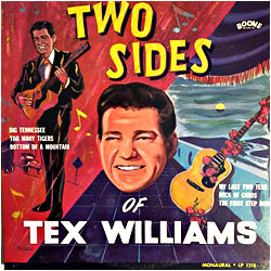 Cover image of Two Sides Of Tex Williams