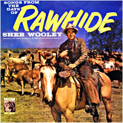 Songs From The Days Of Rawhide - image of cover