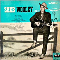 Cover image of Sheb Wooley
