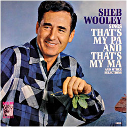 Image of random cover of Sheb Wooley