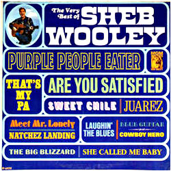 Cover image of The Very Best Of Sheb Wooley