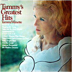 Cover image of Tammy's Greatest Hits