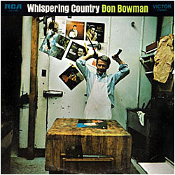 Cover image of Whispering Country