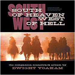 Cover image of South Of Heaven West Of Hell