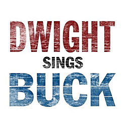 Cover image of Dwight Sings Buck