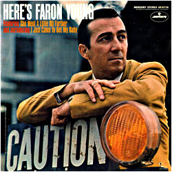 Cover image of Here's Faron Young