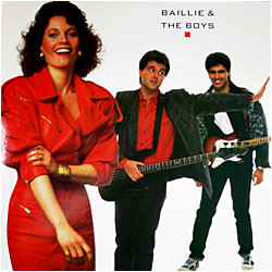 Cover image of Baillie And The Boys