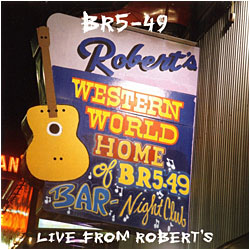 Cover image of Live From Robert's