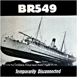 Cover image of Temporarily Disconnected