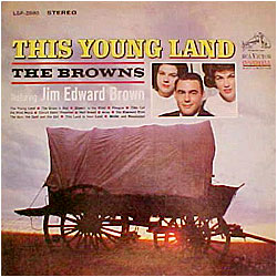Cover image of This Young Land