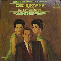 Cover image of Three Shades Of Brown