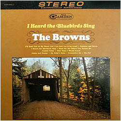 Cover image of I Heard The Bluebirds Sing