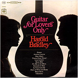 Cover image of Guitar For Lovers Only