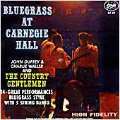 Cover image of Bluegrass At Carnegie Hall