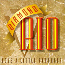 Cover image of Love A Little Stronger