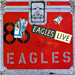 Cover image of Eagles Live