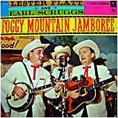 Foggy Mountain Jamboree - image of cover