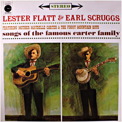 Cover image of Songs Of The Famous Carter Family