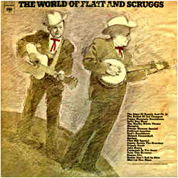 Cover image of The World Of Flatt And Scruggs
