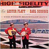Cover image of The Foggy Mountain Boys