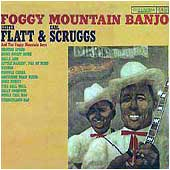 Cover image of Foggy Mountain Banjo