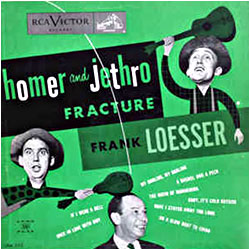 Cover image of Fracture Frank Loesser