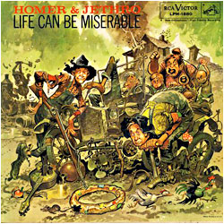 Cover image of Life Can Be Miserable