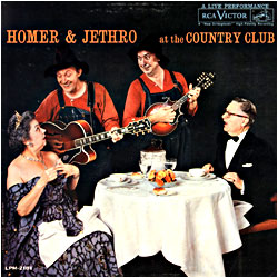 Cover image of At The Country Club