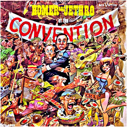Cover image of At The Convention