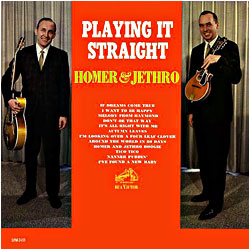 Cover image of Playing It Straight