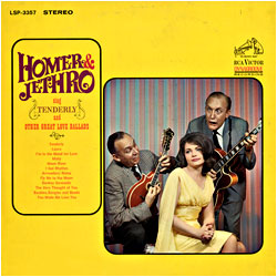 Image of random cover of Homer & Jethro