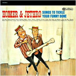 Cover image of Songs To Tickle Your Funny Bone
