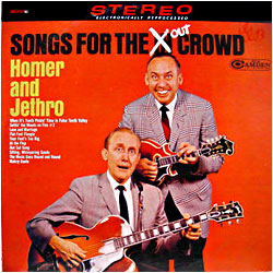 Cover image of Songs For The Out Crowd