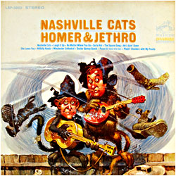 Cover image of Nashville Cats