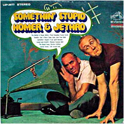 Cover image of Somethin' Stupid