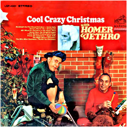 Cover image of Cool Crazy Christmas