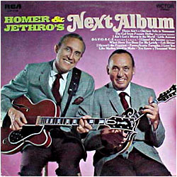 Cover image of Homer And Jethro's Next Album