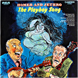 Cover image of The Playboy Song