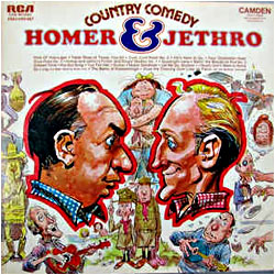 Cover image of Country Comedy