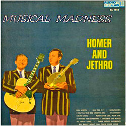 Cover image of Musical Madness