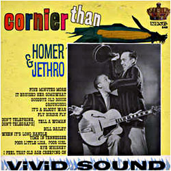 Cover image of Cornier Than Corn