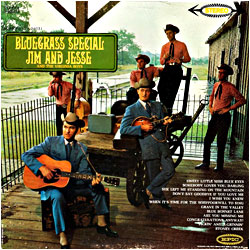 Cover image of Bluegrass Special