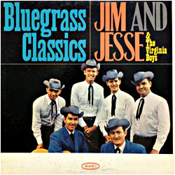 Cover image of Bluegrass Classics