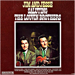 Cover image of Saluting The Louvin Brothers