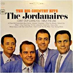 Image of random cover of Jordanaires